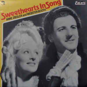 Webster Booth - Sweethearts In Song