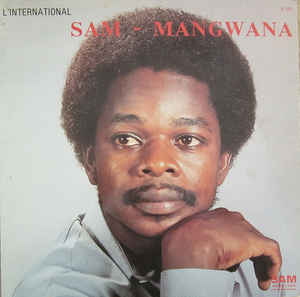Sam Mangwana - L'International Sam - Mangwana