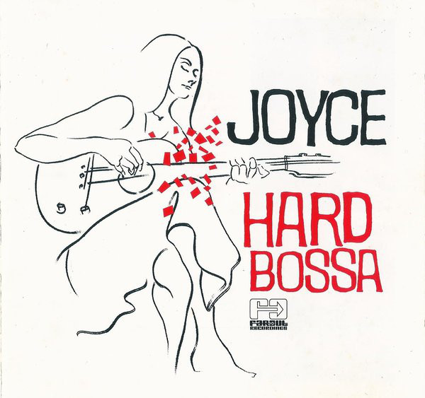 Joyce - Hard Bossa cover of release