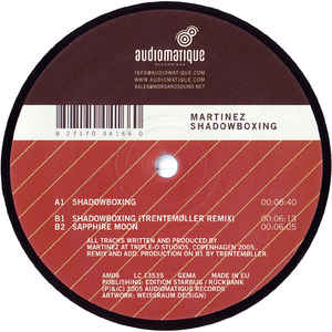 Martinez - Shadowboxing