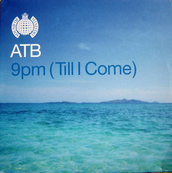 ATB - 9PM (Till I Come) cover of release