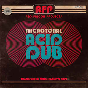 Red Falcon Projects, The - Microtonal Acid Dub