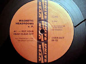 Magnetic (4) - Headrooms EP