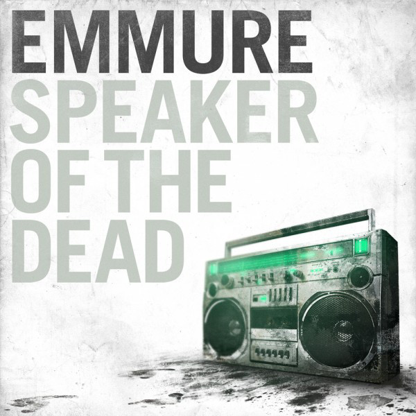 Emmure - Speaker Of The Dead cover of release