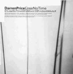 Darren Price - Lose No Time