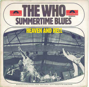 Who, The - Summertime Blues / Heaven And Hell