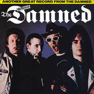 Damned, The - Another Great Record From The Damned: The Best Of The Damned
