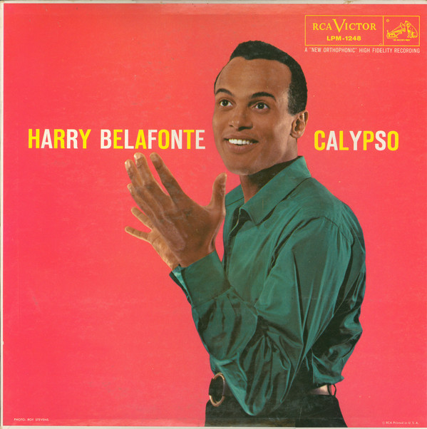 Harry Belafonte - Calypso cover of release