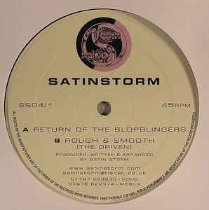 Satin Storm - Return Of The Blopblingers