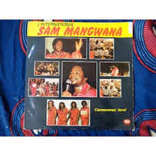 Sam Mangwana - Consommez Local