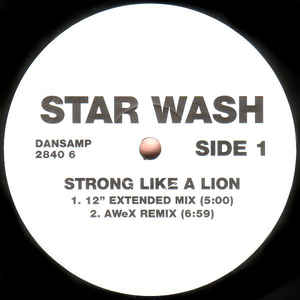 Star Wash - Strong Like A Lion