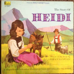 Johanna Spyri - The Story Of Heidi