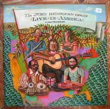 John Renbourn Group, The - Live In America