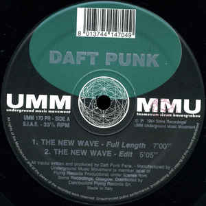 Daft Punk - The New Wave