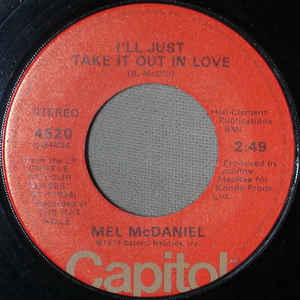 Mel McDaniel - God Made Love