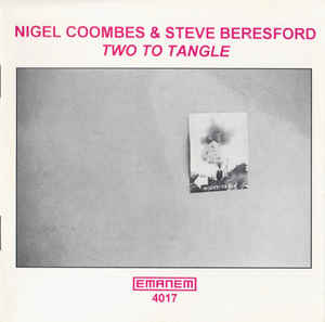 Nigel Coombes, Steve Beresford - Two To Tangle cover of release