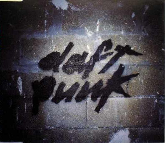 Daft Punk - Revolution 909 cover of release