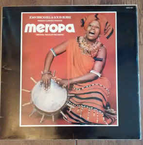 Clarence Wilson - Meropa - Original Stage Cast Recording