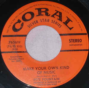 Pete Fountain - Early In The Morning / Make Your Own Kind Of Music
