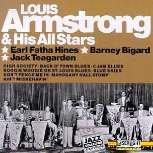Louis Armstrong And His All-Stars - Louis Armstrong And His All-Stars