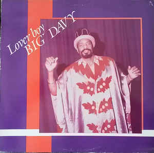 Big Davy - Lover Boy