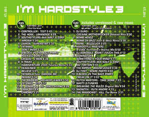 Tatanka, Supermarco May - I'm Hardstyle 3 cover of release