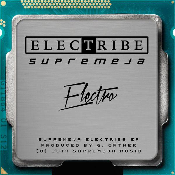 Supreme.ja - Electribe cover of release