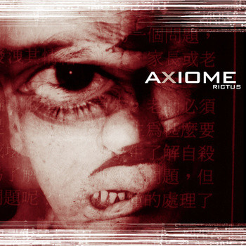 Axiome - Rictus cover of release