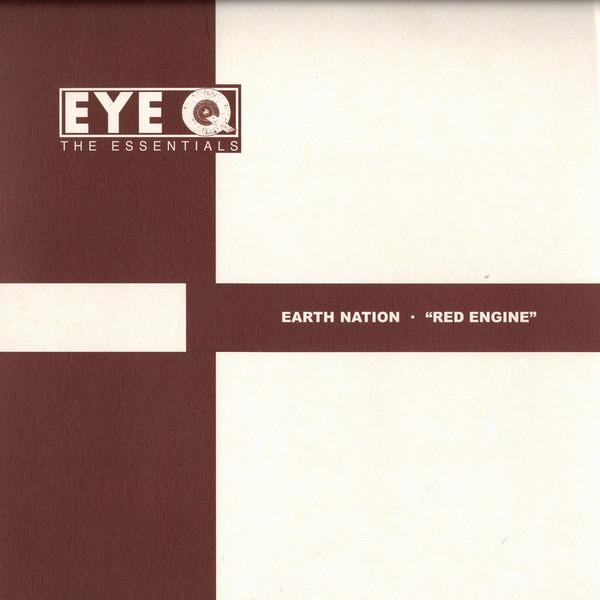 Earth Nation - Red Engine cover of release