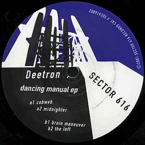 Deetron - Dancing Manual EP