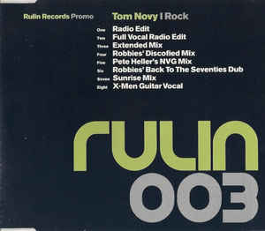 Tom Novy - I Rock