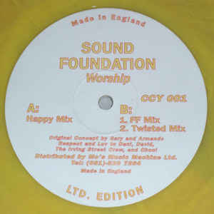 Sound Foundation (6) - Worship