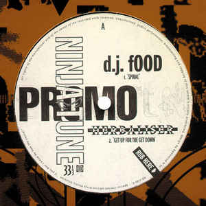 DJ Food - Spiral / Get Up For The Get Downs
