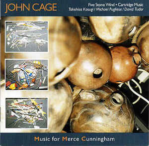 John Cage - Music For Merce Cunningham