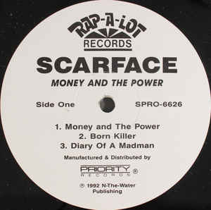 Scarface (3) - Money And The Power