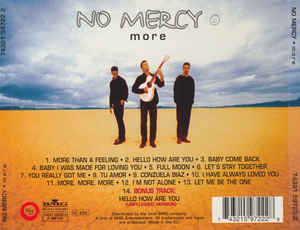 No Mercy - More