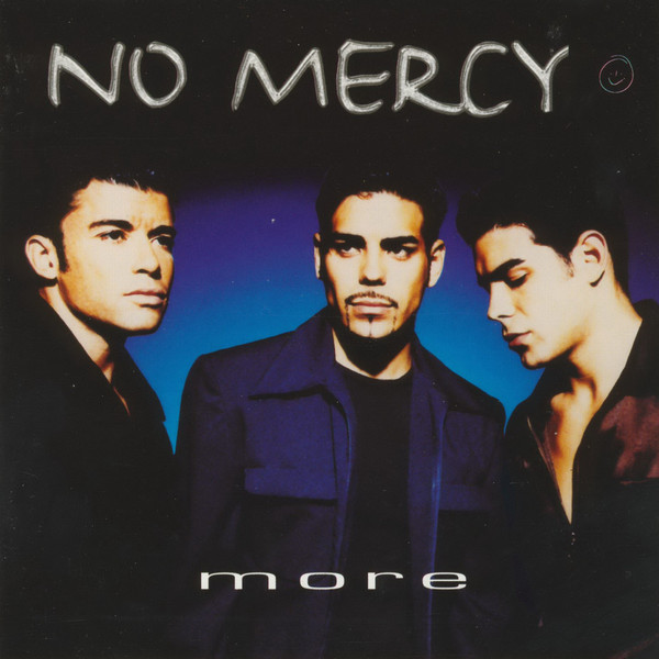 No Mercy - More cover of release