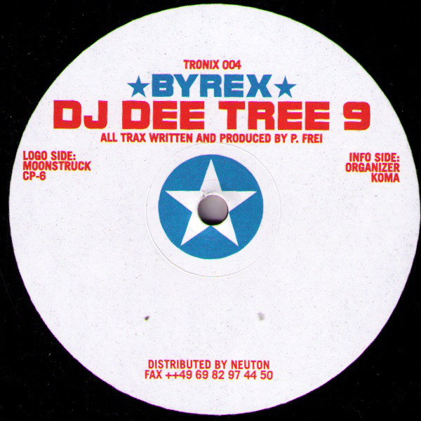 Dee Tree 9 - Byrex cover of release