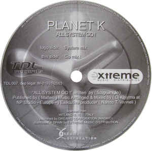 Planet K - All System Go!