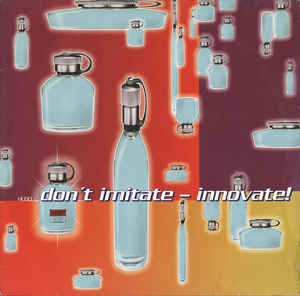 Paul van Dyk - Don't Imitate - Innovate!