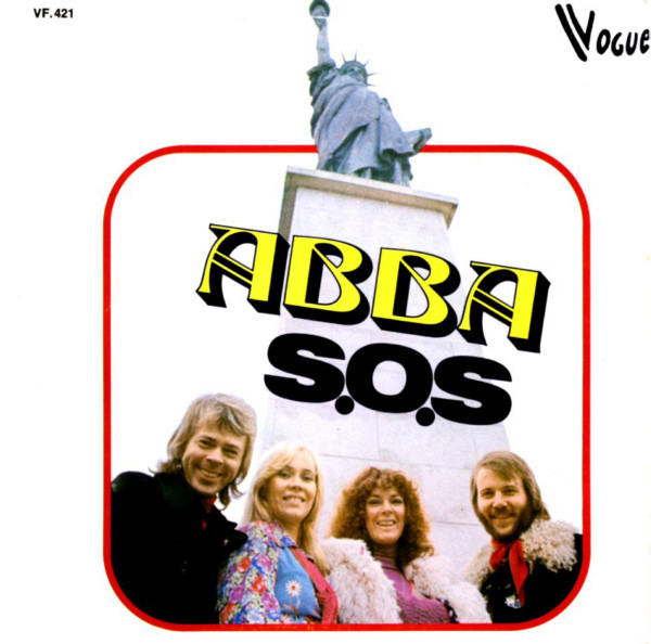 ABBA - S.O.S cover of release