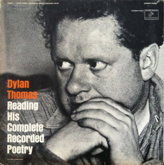 Dylan Thomas - Reading His Complete Recorded Poetry cover of release