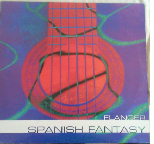 Flanger (3) - Spanish Fantasy cover of release