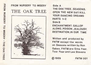 From Nursery To Misery - The Oak Tree