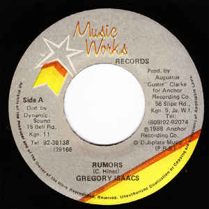 Gregory Isaacs - Rumors