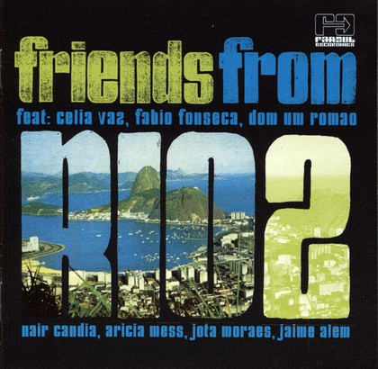 Friends From Rio - Friends From Rio 2 cover of release