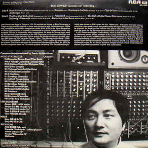 Tomita - Snowflakes Are Dancing (The Newest Sound Of Debussy)