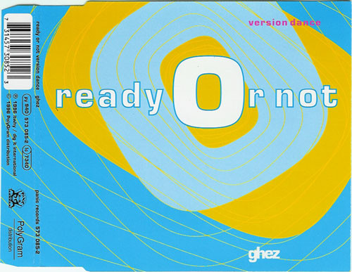Ghez - Ready Or Not cover of release