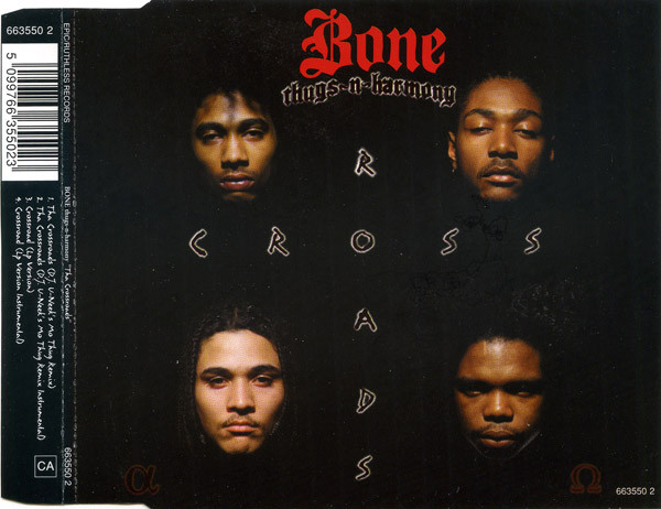 Bone Thugs-N-Harmony - Tha Crossroads cover of release
