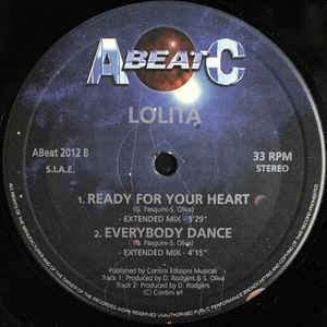 Lolita (2) - Think Of You / Light Your Fire / Ready For Your Heart / Everybody Dance